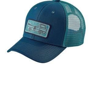Patagonia fishing trucker SnapBack hat cap